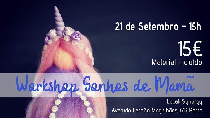 Workshop Sonhos de Mamã