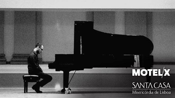 Cine-Concerto 'Um Piano Afinado Pelo Medo' de Filipe Raposo