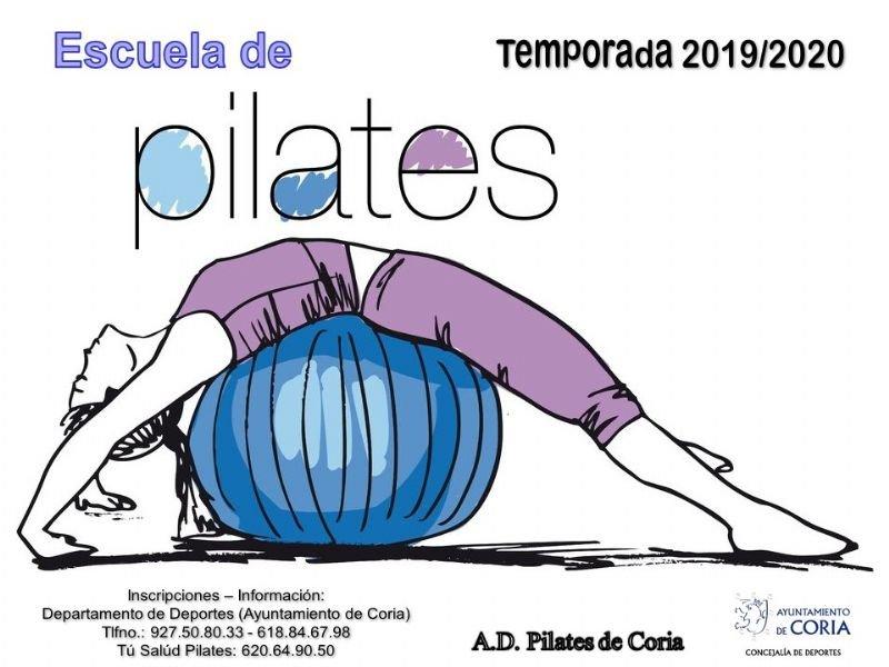 Escuela de Pilates