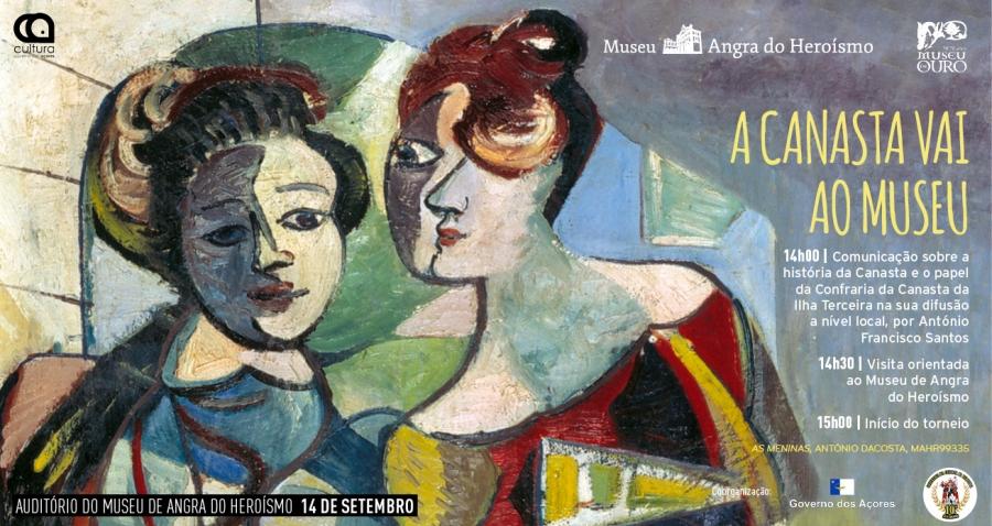TORNEIO DE CANASTA | A canasta vai ao museu