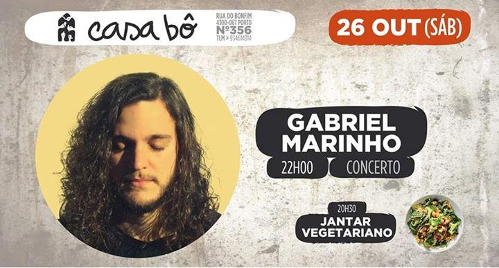 Concerto: Gabriel Marinho