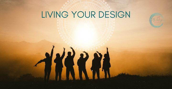 Living your Design - Curso Human Design / Desenho Humano