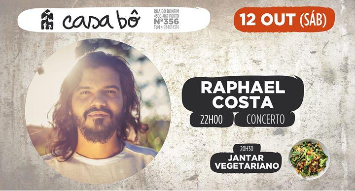 Concerto: Raphael Costa