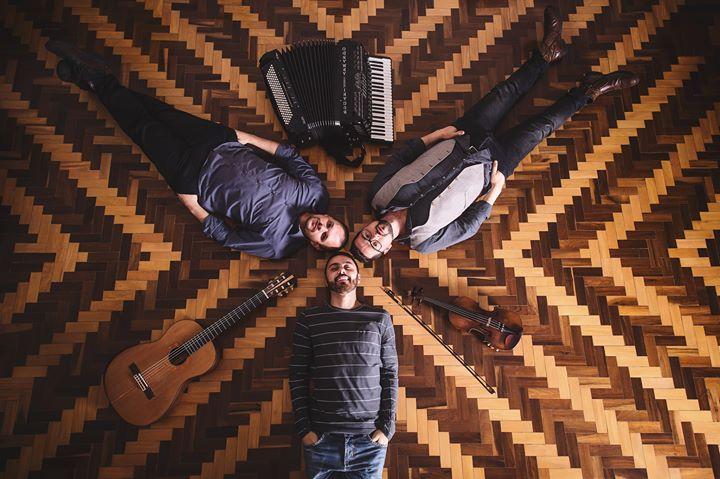 Sarau Náutico :: Mafuá Trio Instrumental
