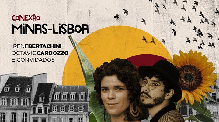 Conexão Minas-Lisboa| Octavio Cardozzo encontra Irene Bertachini