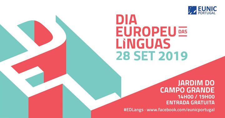 Dia Europeu das Línguas 2019