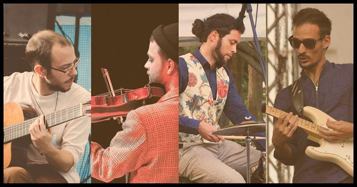Jazz'me//Ginja Sonora//Quarteto Gypsy//free