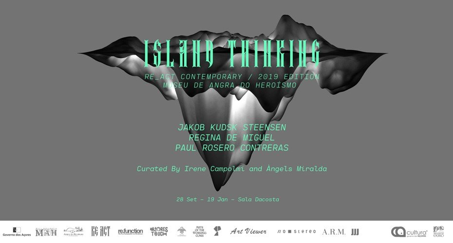 Island Thinking | Re-Act Contemporary | 2019 Edition