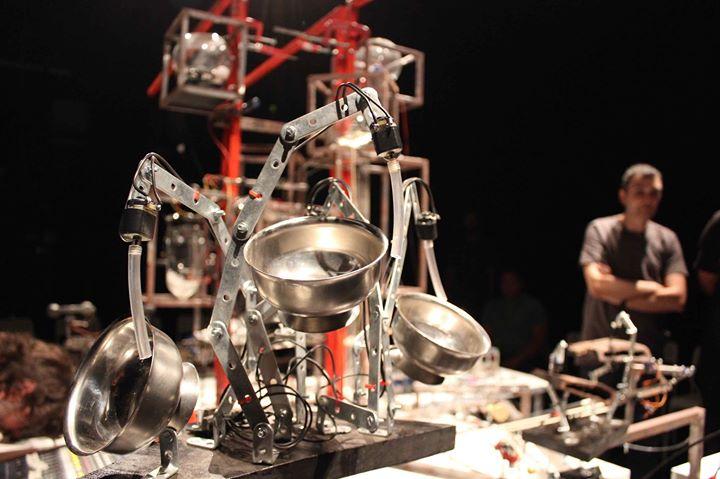 Humanautomata | Lukas Ligeti