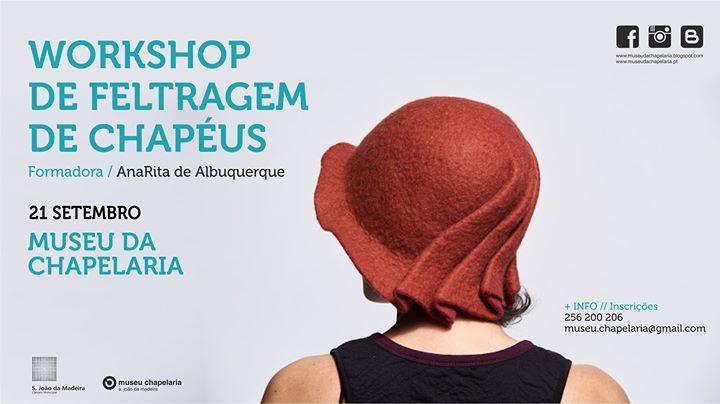Workshop De Feltragem De Chapéus