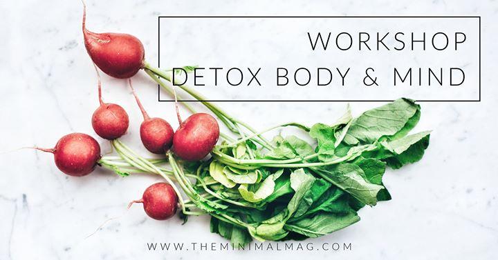 Workshop Detox Body & Mind