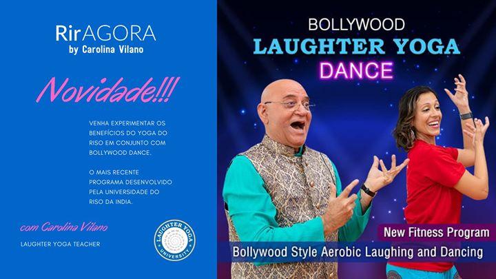 Yoga do Riso & Bollywood Dance