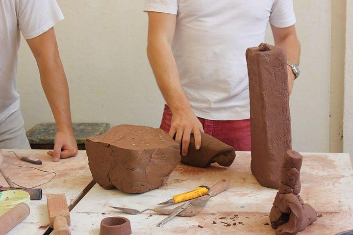 Workshop de Cerâmica - Técnicas de Construção
