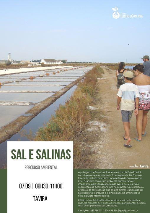 Percurso Sal e Salinas