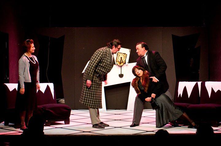 La Cantante Calva, Teatro del Absurdo