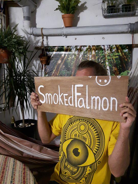 SmokedFalmon Live | Espaço Compasso