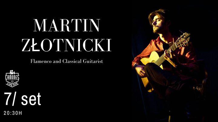 Martin Zlotnicki - Live Concert