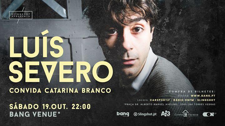 Luís Severo | Catarina Branco | Bang  Venue |Torres Vedras