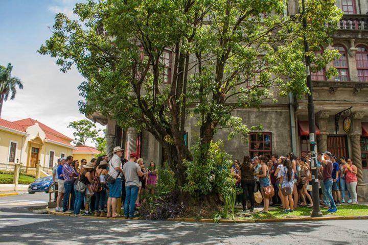 Sendero Urbano 15 de setiembre: Safari de Árboles e Historia
