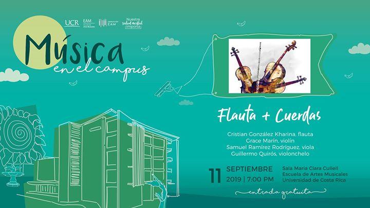 Flauta + Cuerdas