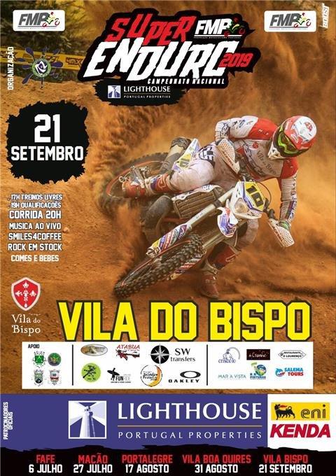 CN Super Enduro 2019 - Vila do Bispo
