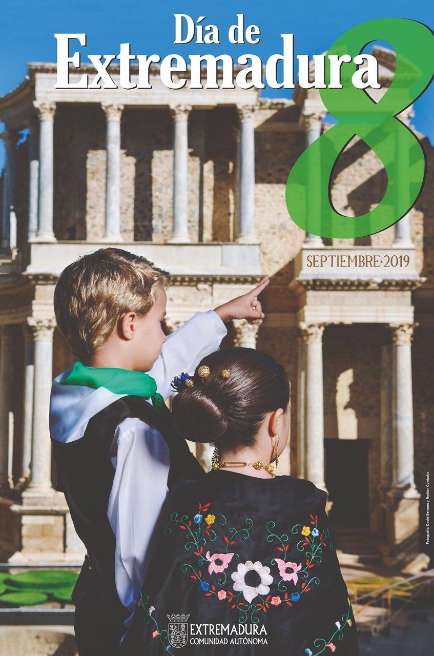 Acto conmemorativo Día de Extremadura 2019