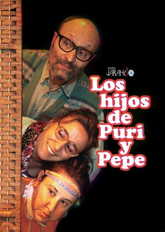 LOS HIJOS DE PURI Y PEPE