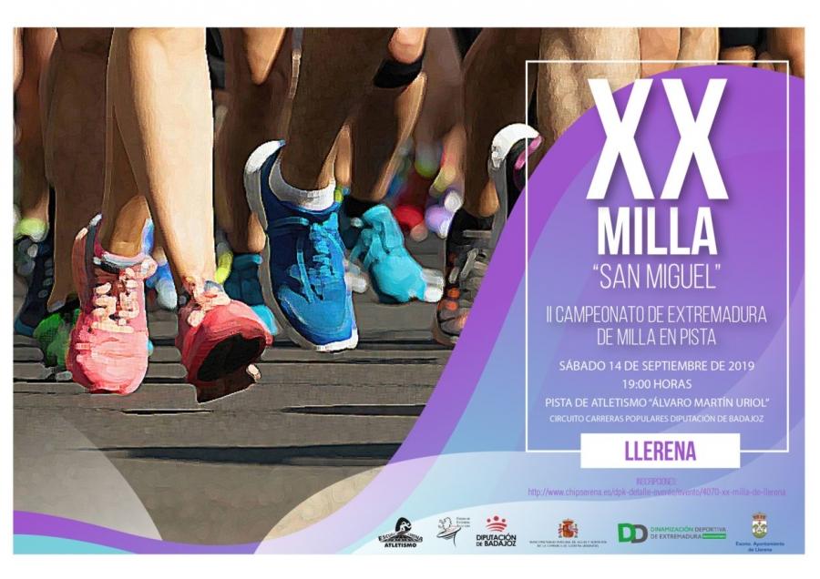 XX Milla Urbana San Miguel