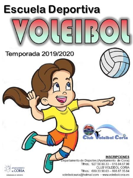 Escuela Deportiva de Voleibol