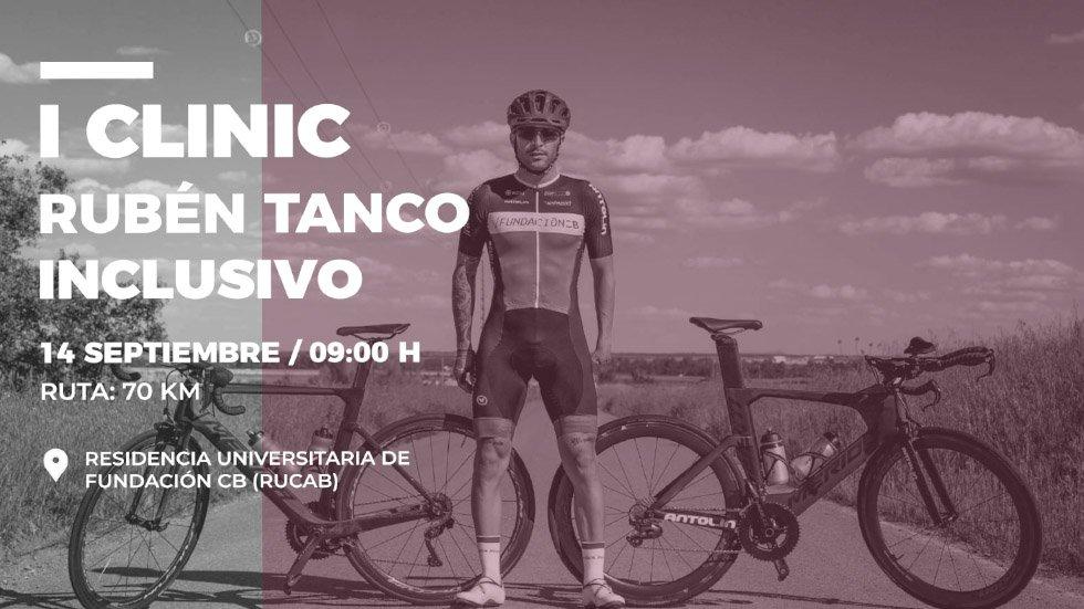 I Clinic de Ciclismo Rubén Tanco
