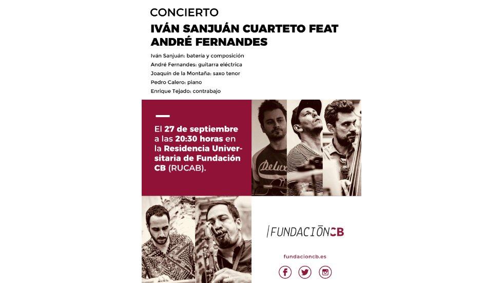 Concierto Iván Sanjuan en la RUCAB