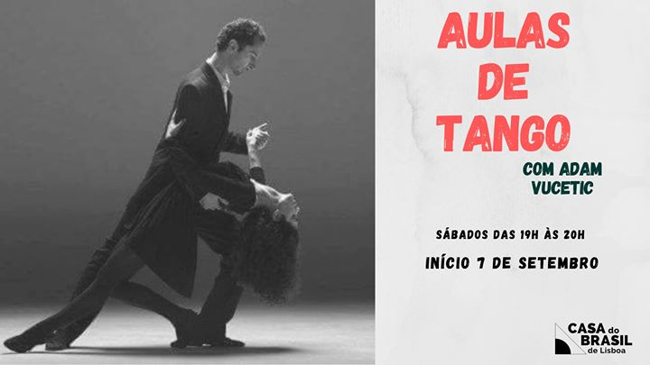 Aula aberta - recomeço Aulas de Tango