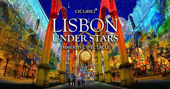 Lisbon Under Stars - Edição Setembro by OCUBO