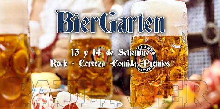 Bier Garten en Ardán