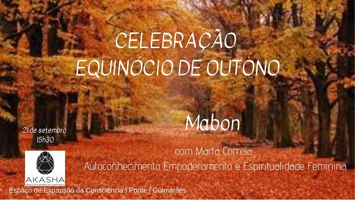 Celebração Equinócio de Outono Mabon