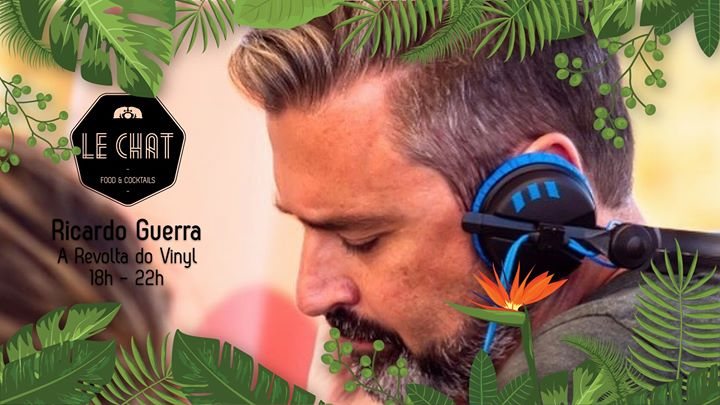 Ricardo Guerra | A Revolta do Vinyl