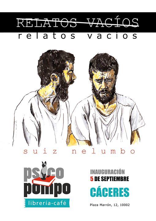 Exposición de Suiz Nelumbo 'Relatos Vacíos'