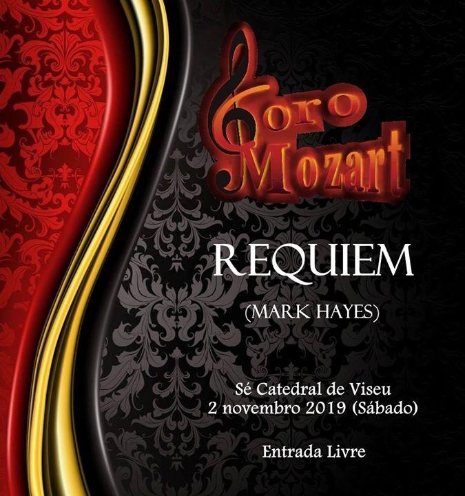 Coro Mozart | 'Requiem' (Mark Hayes)