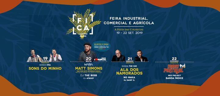 FICA Castro Daire (19 a 22 setembro 2019)