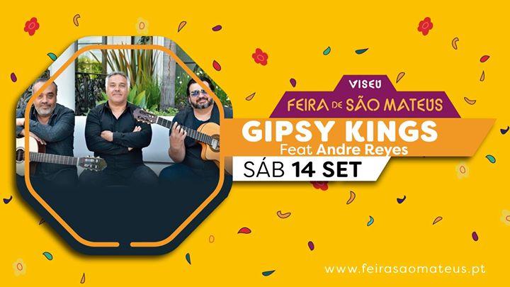 The Gipsy Kings | Feira de São Mateus