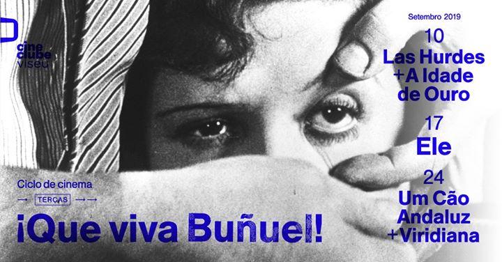 ¡Que viva Buñuel!