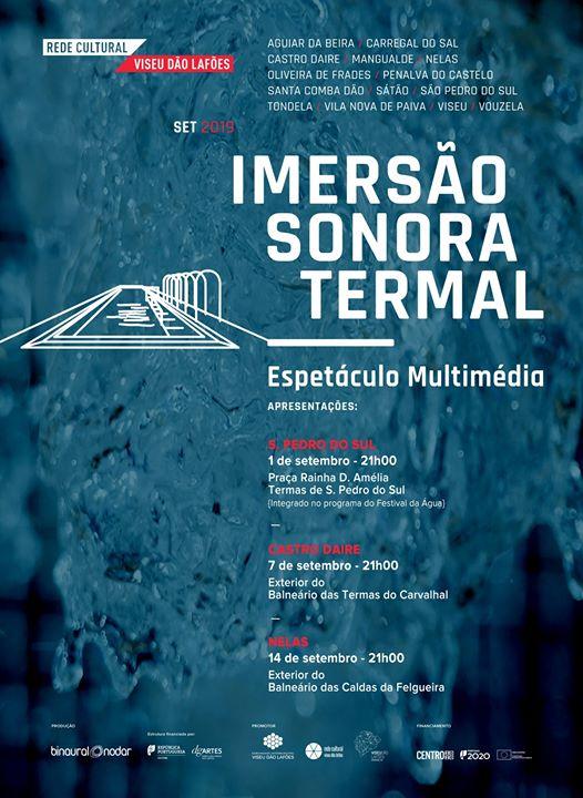 Imersão Sonora Termal | Castro Daire