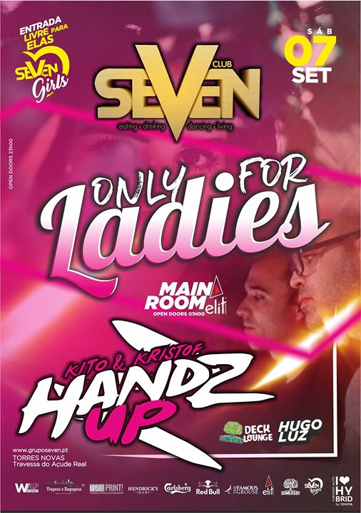 Only for Ladies|Handz Up - Kito&Kristof Project