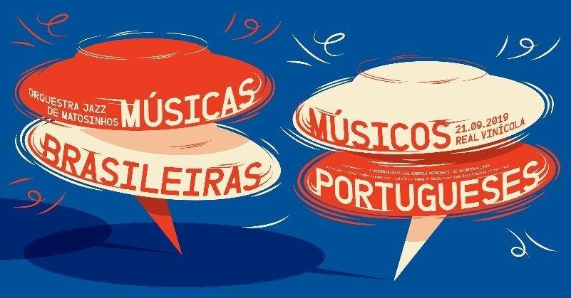 'Músicas Brasileiras, Músicos Portugueses'