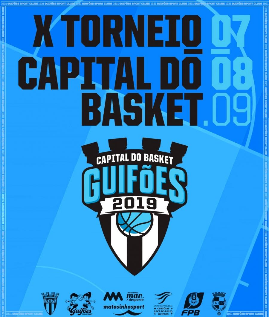 X Torneio Guifões Capital do Basquetebol