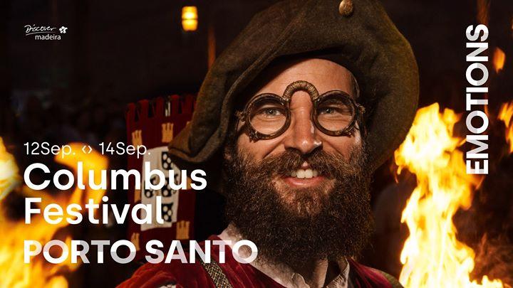 Columbus Festival in Porto Santo 2019