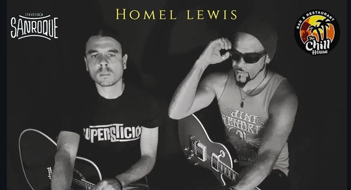 Homel Lewis: Electro / Acoustic Rock Jam