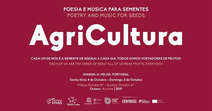 AgriCultura - Música e Poesia Para Sementes