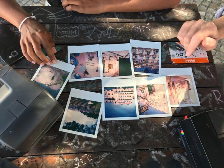 Polaroid Tours of Lisbon