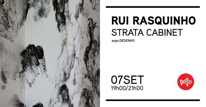Rui Rasquinho: Strata Cabinet